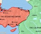 Map of Turkey at 750CE