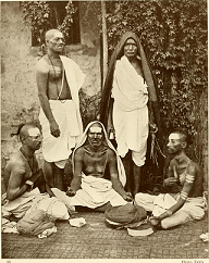 Group of Brahmanas, 1913