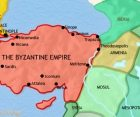 Map of Turkey at 979CE
