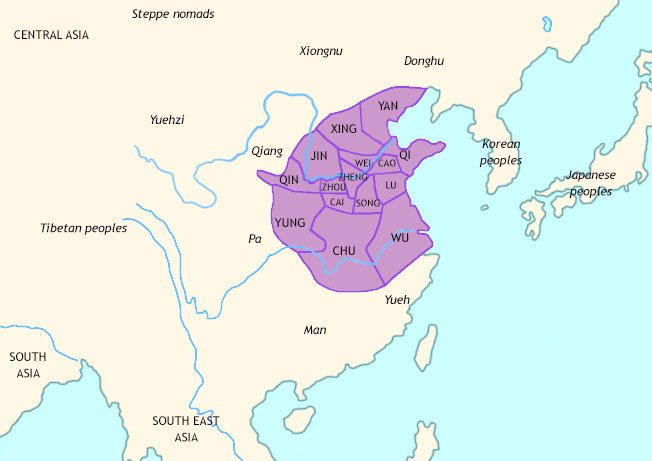 The Classical Age of China