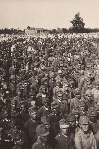 Austrian-prisoners-of-war-taken-during-the-battle