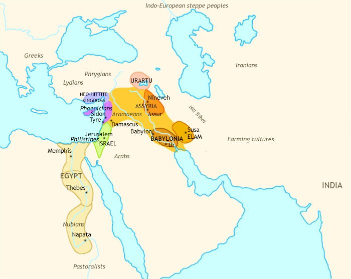 Ancient Middle East II: Age of Empire