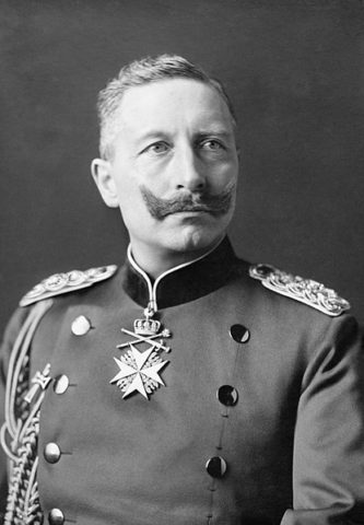 Kaiser-Wilhelm II-Germany-1890-1914